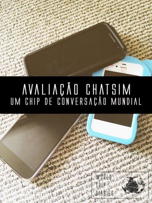 ChatSim é um chip de celular para mensagens de texto e emojis que funciona em quase todo o mundo. Usamos por mais de um ano. Veja como ele funciona!