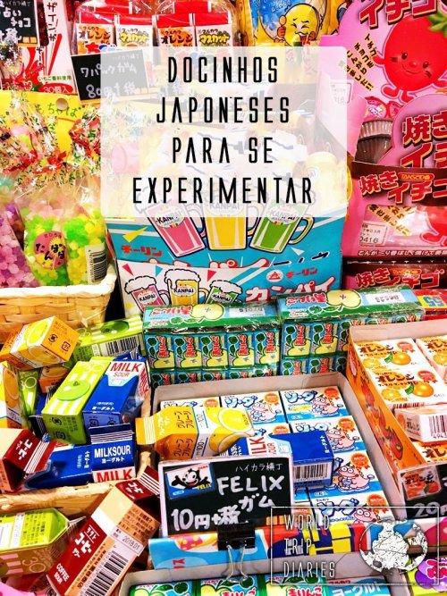 O Japão tem muitos tipos de doces para todos os gostos. A grande maioria é, além de deliciosa, linda! Clique para conhecer mais!