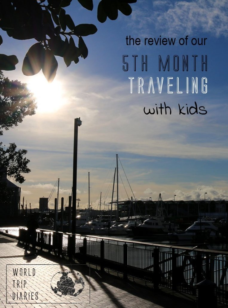 Traveling with kids full time for five months? We're doing it! Click to read more about it!