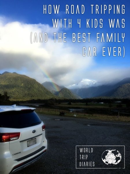 We travelled for 4 months around NZ in our car, with our kids - and we're telling you all about it! Click for more!