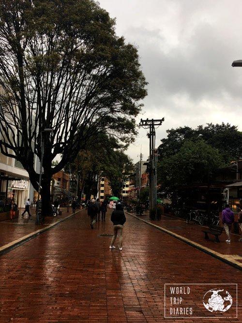 Zona Rosa, Bogotá, Colombia