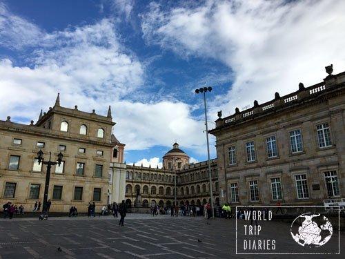 Plaza de Bolívar, Bogotá, Colombia
