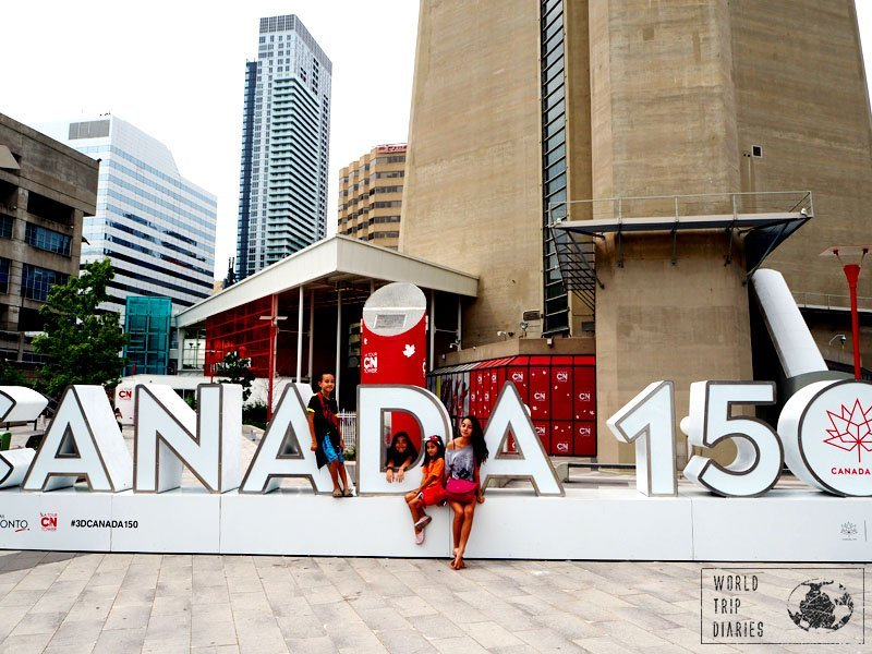 Canada is a lovely country to visit, even more so with kids. It was a fantastic experience all around!