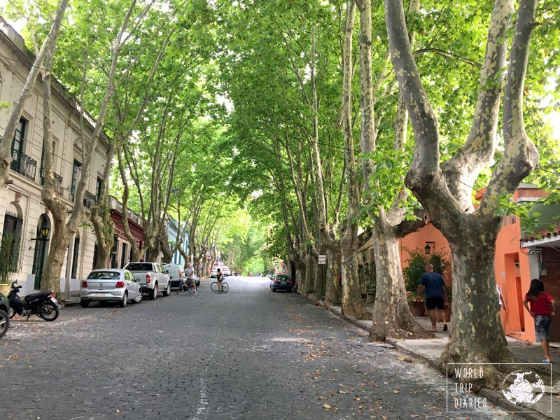 colonia uruguay street