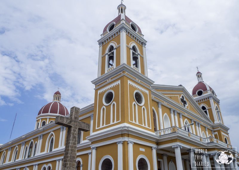 Granada is small and laid back compared to the other cities in Nicaragua. Take your time, walk around, and enjoy one of the oldest cities in the Americas.