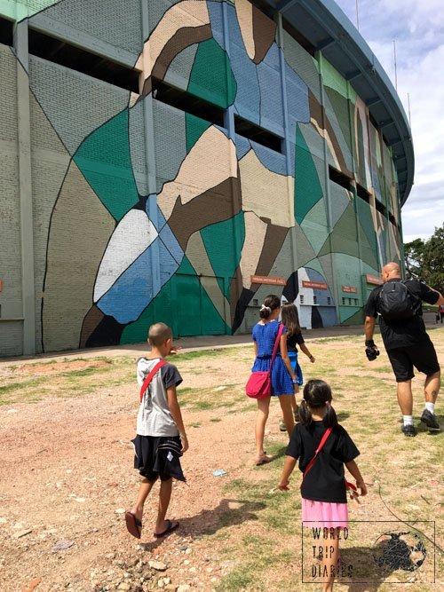 estadio centenario montevideo uruguay