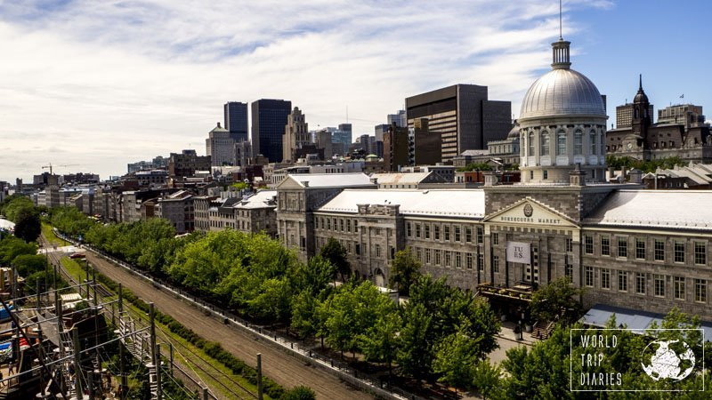 Old Montreal's beauty is obvious for every member of the family. Amazing place!