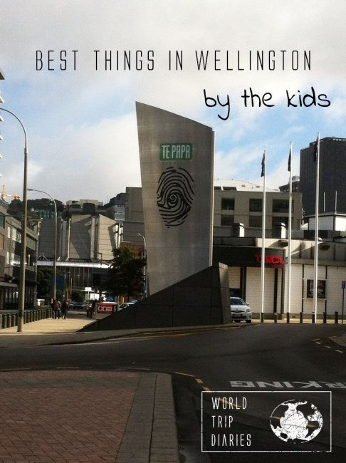 The kids talk about the best things to do in Wellington, NZ