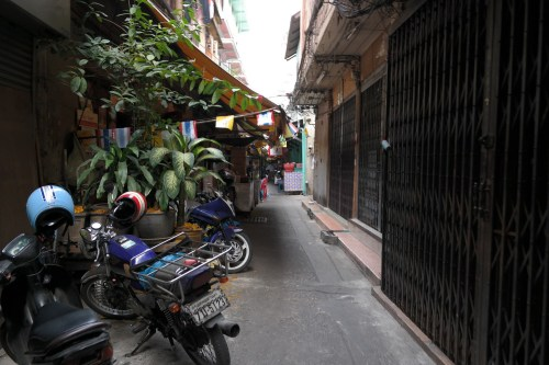 Bangkok - Ruelle