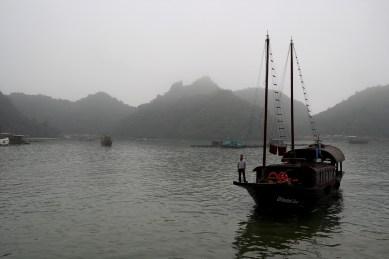 La baie d'Ha Long - www.worldtrips.fr