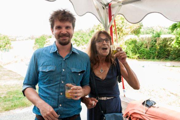 Oscar&Claire-Vin d'honneur-101