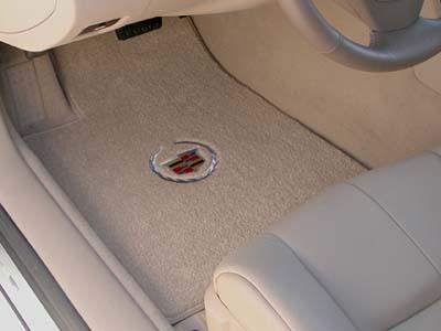 Plush Carpet Car Floor Mats from World Upholstery  Trim