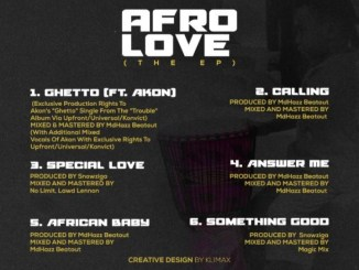 Talentino - Afro Love (EP)