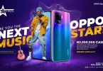 Win N3million Cash, OPPO Reno5F Smartphone, Recording Deal and Mentorship in Next OPPO Music Star Contest