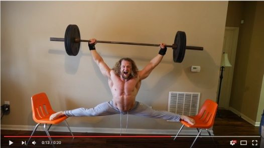Image result for painful exercise