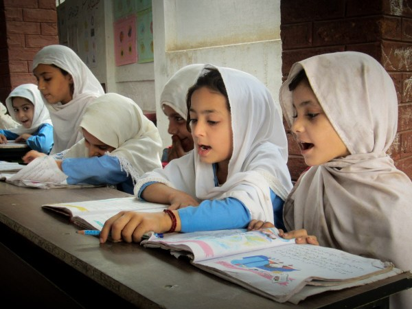 Equal Access to Education for Girls