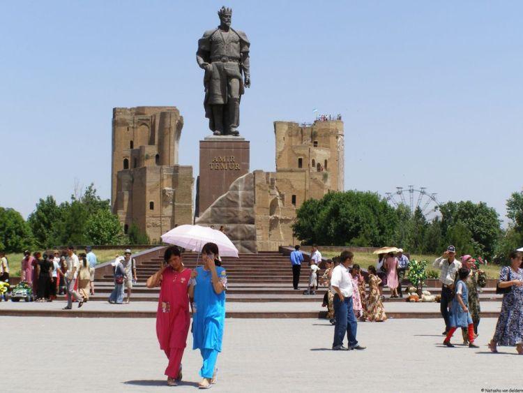 Shakhrisabz, Uzbekistan