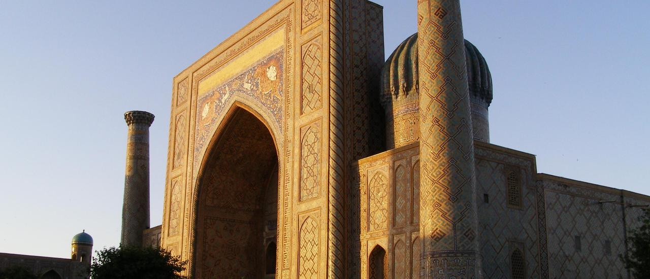 Wandering the golden road to Samarkand, Uzbekistan