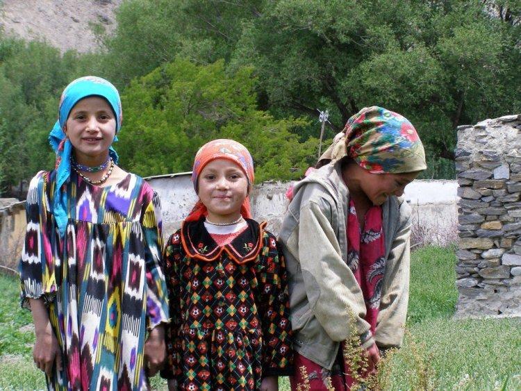 Wakhan Valley, Pamir Highway Tajikistan