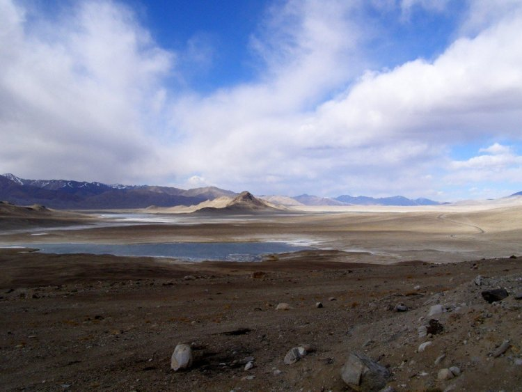 The Pamir Highway, Tajikistan