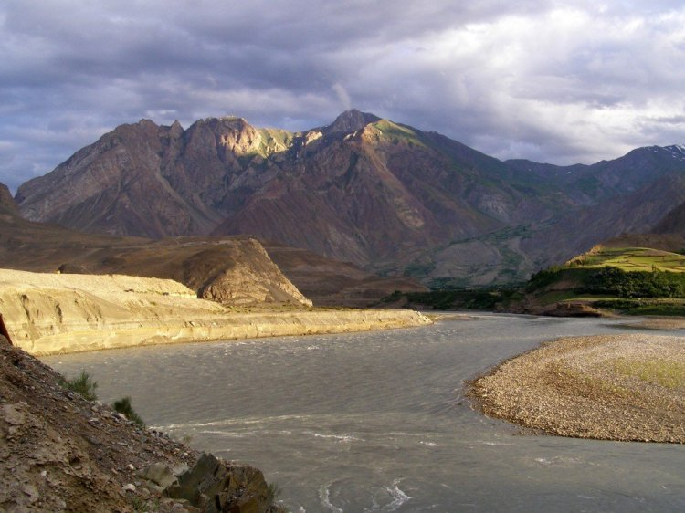 The-Panj-River-Tajikistan
