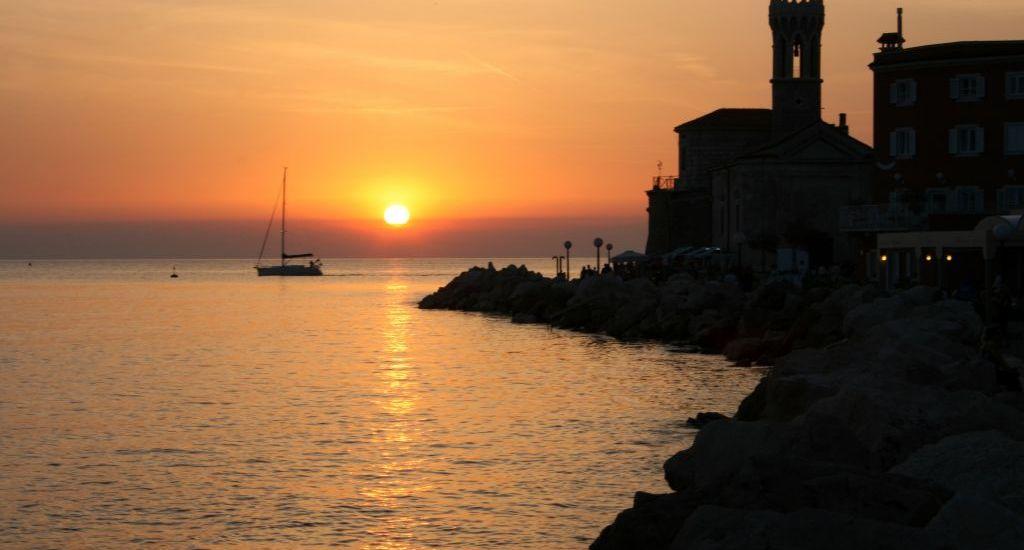 Piran, Slovenia Adriatic Coast