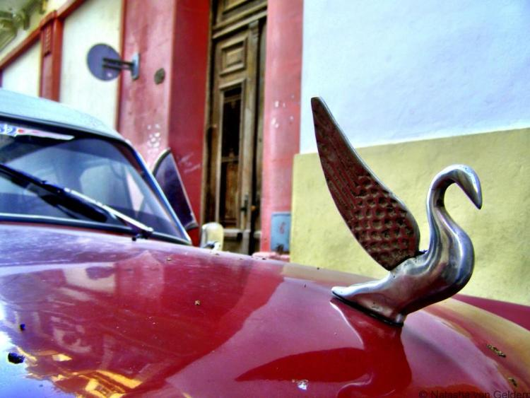Havana classic car, Cuba