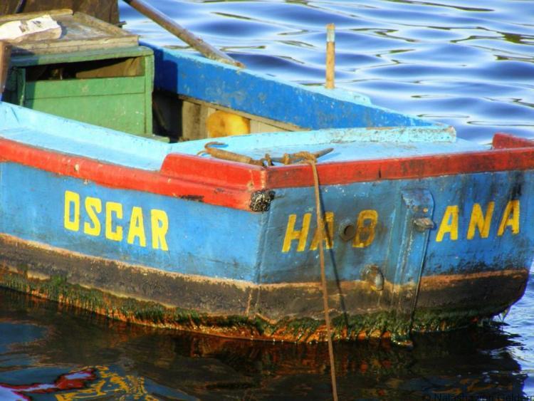 Havana harbour, Cuba