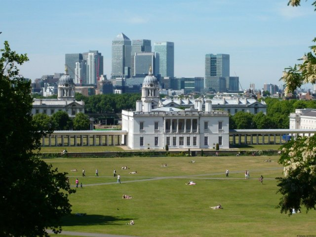 Maritime Greenwich, east London