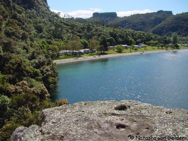 Whanganui Bay, Taupo, New Zealand