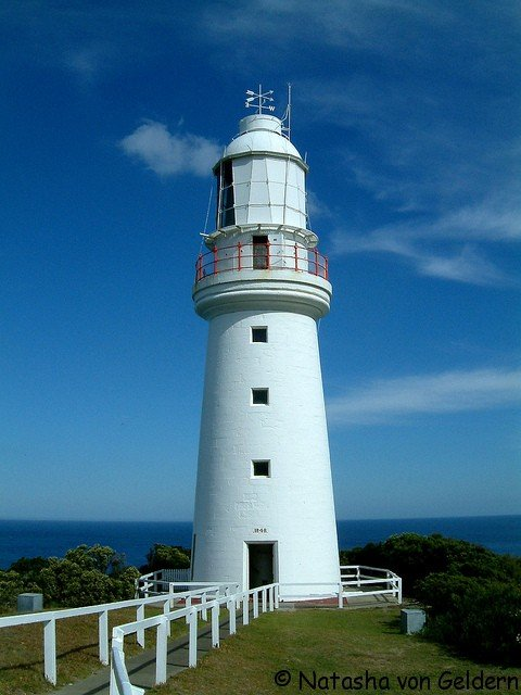 Cape Otway Lighthouse, Australia (photo: Stuart Evans)