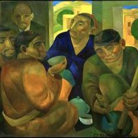 Forbidden art: avant garde Savitsky Art Museum in Nukus, Uzbekistan