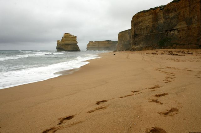 Gibsons Steps, Great Ocean Road, Australia