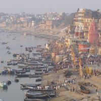 India: Mystery and monuments in Varanasi