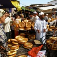 The markets and bazaars of Central Asia