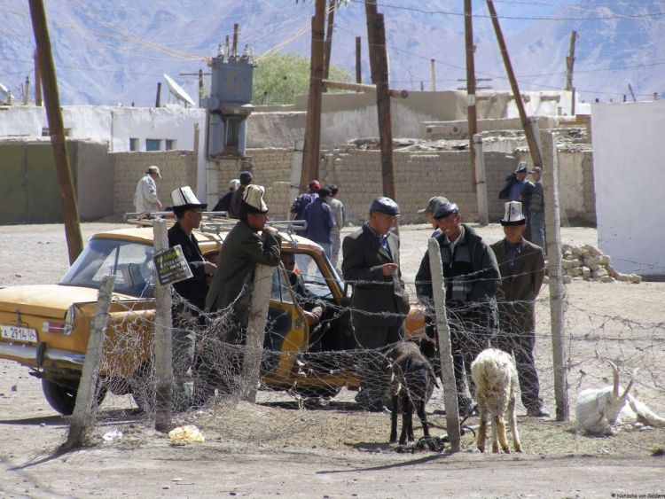 Murghab, Tajikistan, Central Asia