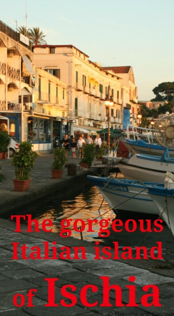 The island of Ischia Italy