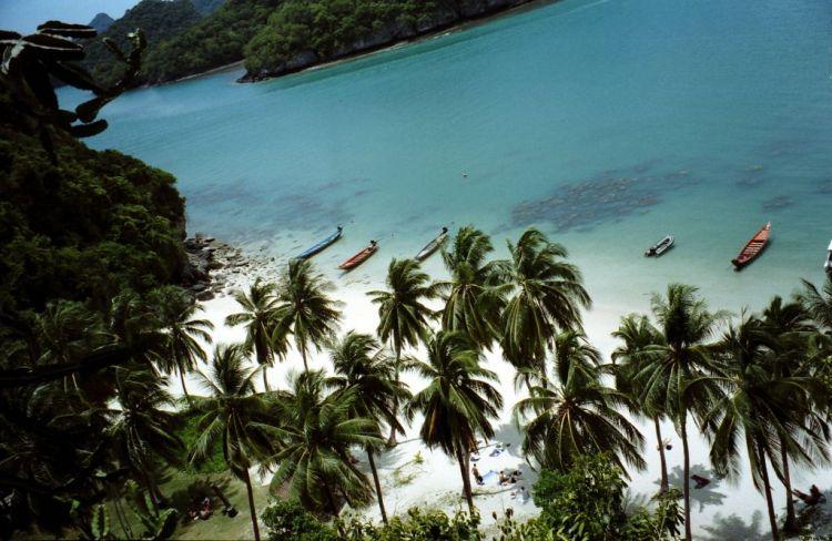 An Thong Marine Park, Thailand, south-east Asia