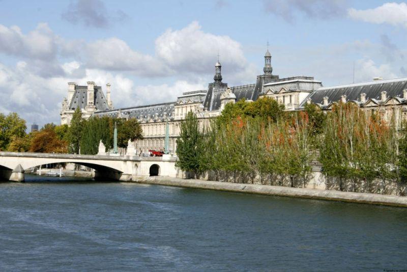 Romantic Paris, France