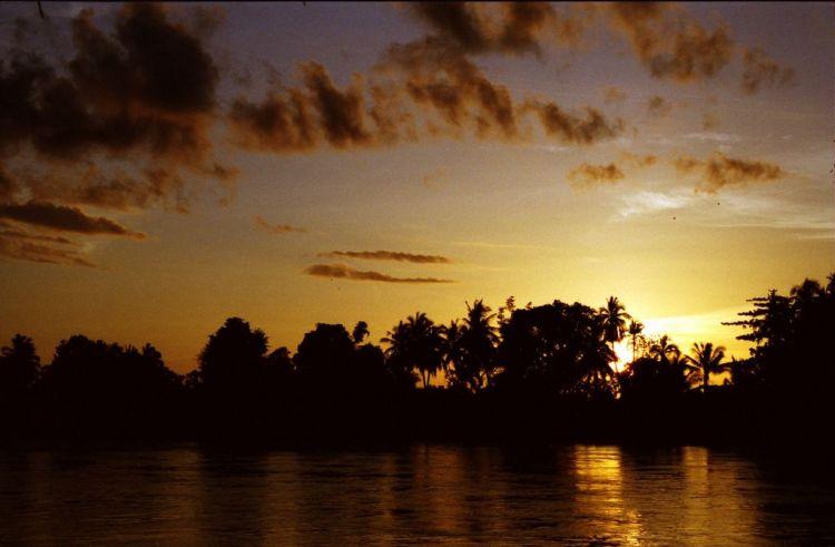 Four Thousand Islands, Laos, south-east Asia