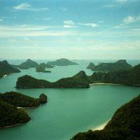 Thailand: Ang Thong Marine Park aka 'The Beach'