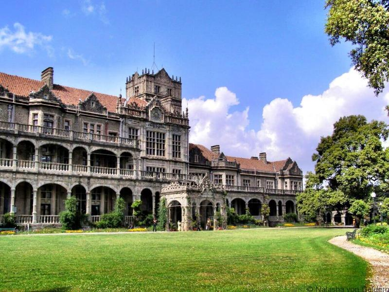 Viceroy Lodge Simla India