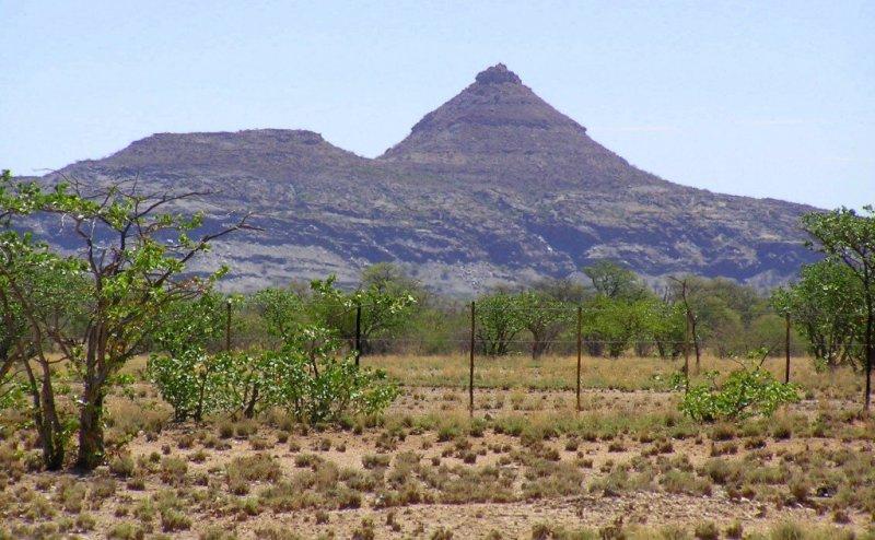 Spitzkop, Damaraland, Namibia