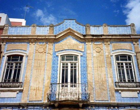 Algarve tilework, Portugal