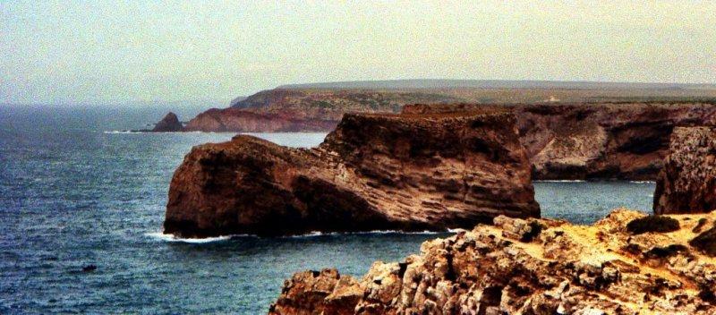 Cabo di St Vincent Algarve, Portgual