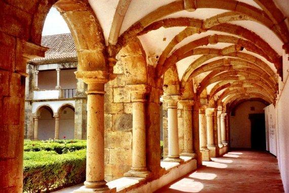 Faro monastery, Algarve, Portugal