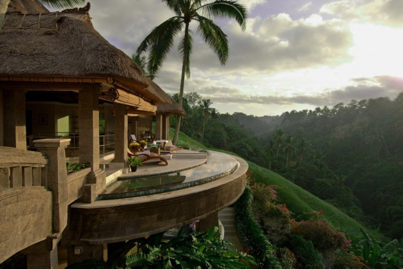 Viceroy Bali Spa Lembah
