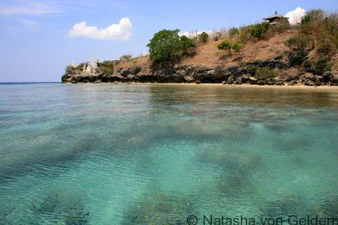 Menjangan Island in West Bali National Park