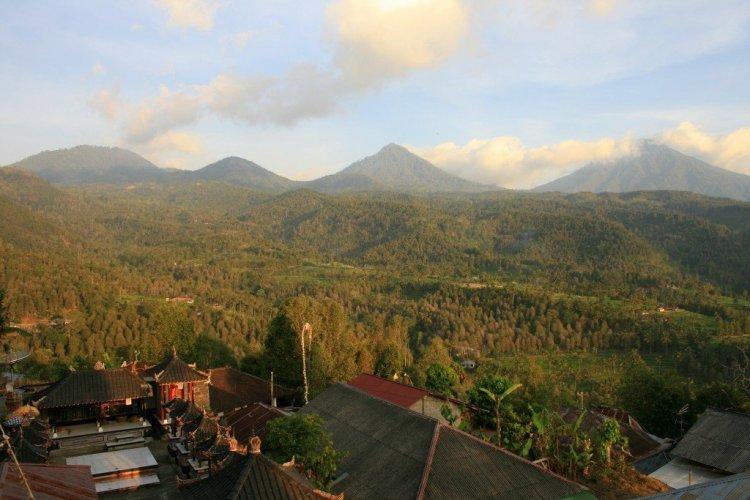 Munduk, Bali Central Highlands