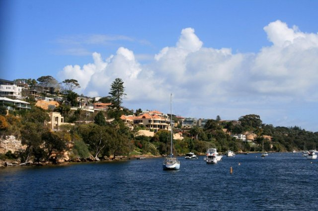 Perth Swan River Scenic Cruise, Australia